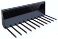 80 Inch Wide Utility Fork or Manure Fork HAU MUMF80