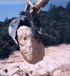 Hydraulic Excavators Thumbs