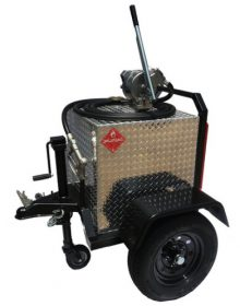 Fuel-ly Gas fuel trailer / cart
