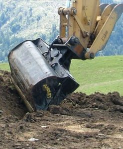 Amulet Hydraulic Tilt Buckets for all backhoes & excavators