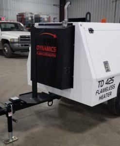 Therm Dynamics TD425 IDF Flameless Heater