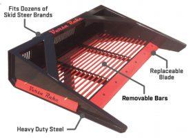 Versa-Rake-rock-sifting-screening-bucket-skid-steer