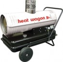 110 btu portable indirect-fired heater