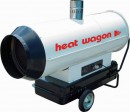 400 btu indirect-fired portable oil heater