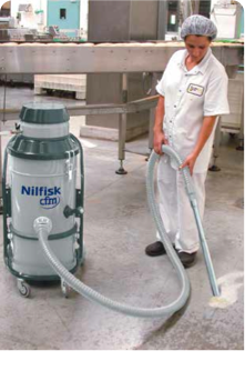 commercial industrial vacuums