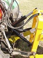 tm 48 hydraulic auger