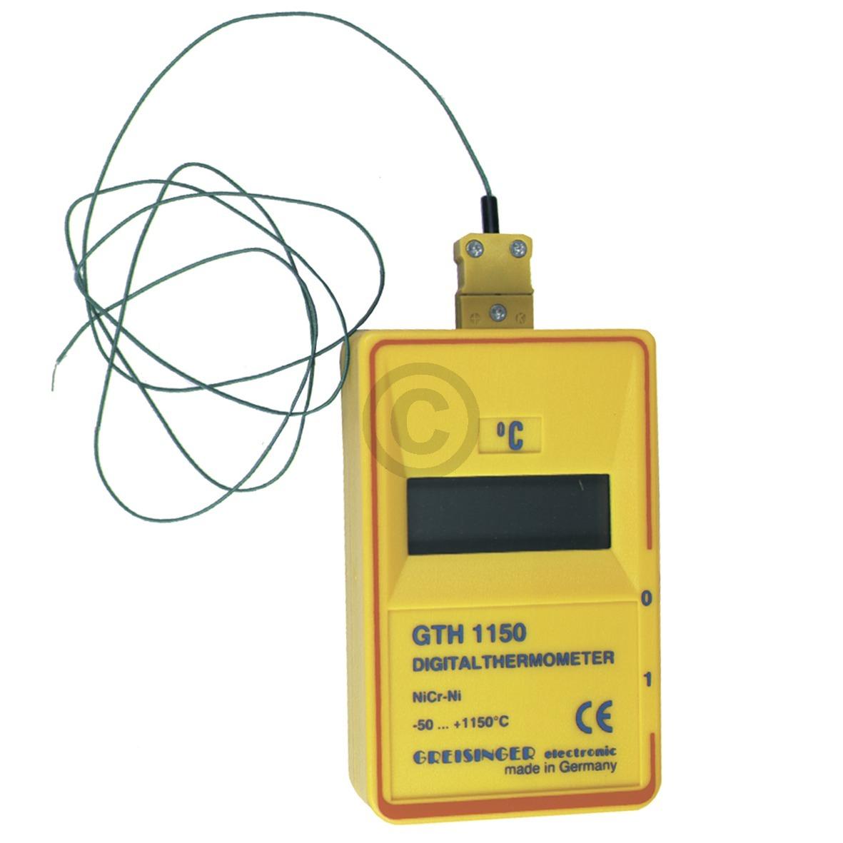 Digital-Sekunden-Thermometer GTH1150