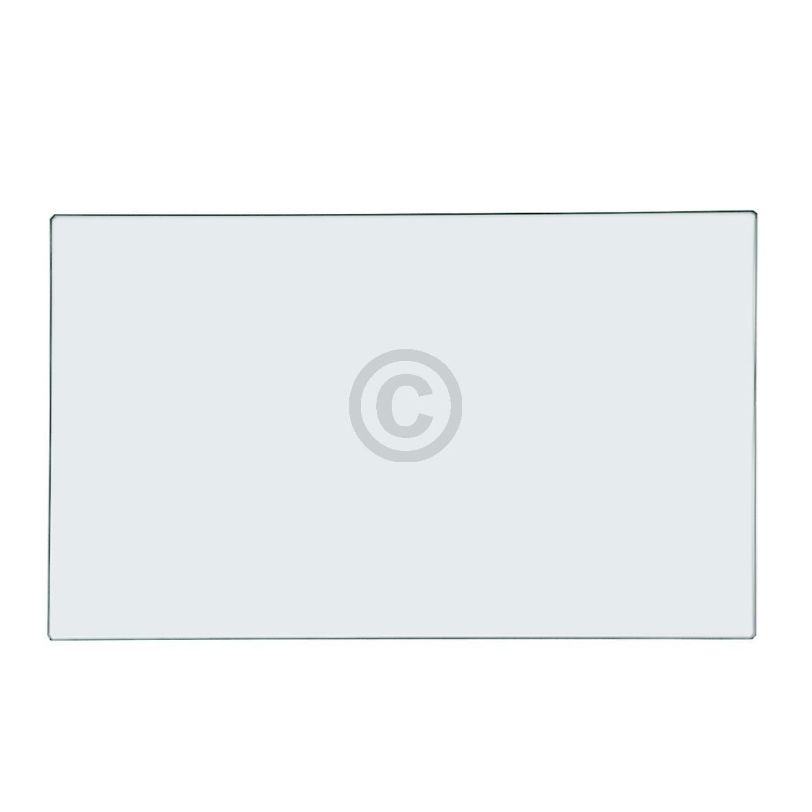 Glasplatte 476x301mm fürs Gemüsefach 224901301