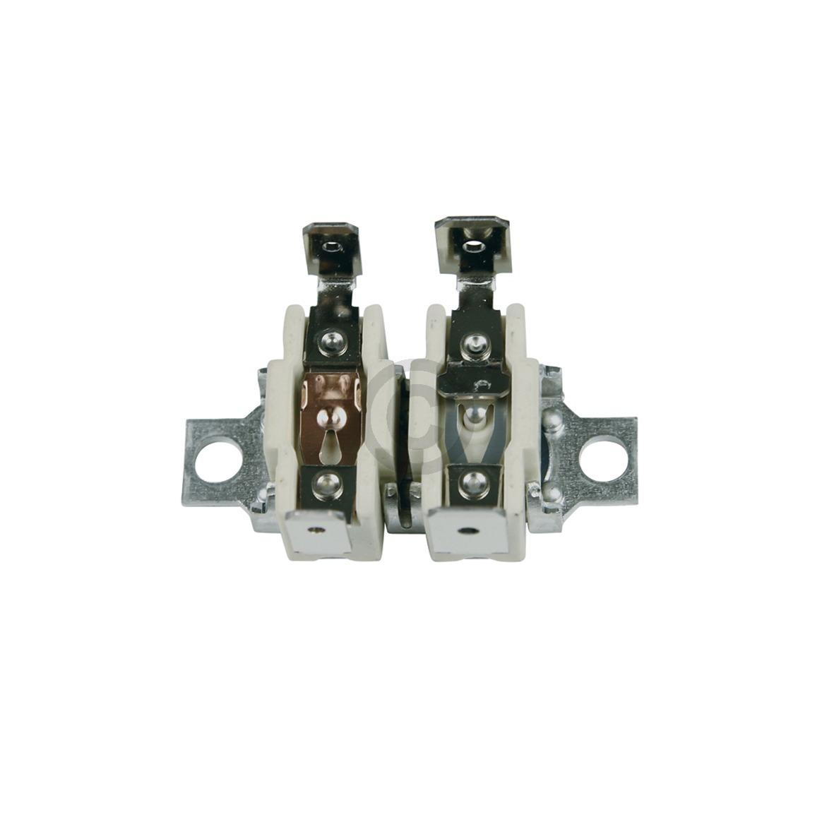 Temperaturbegrenzer Bosch 00626167 Original Doppelklixon 85°C 200°C für Backofen