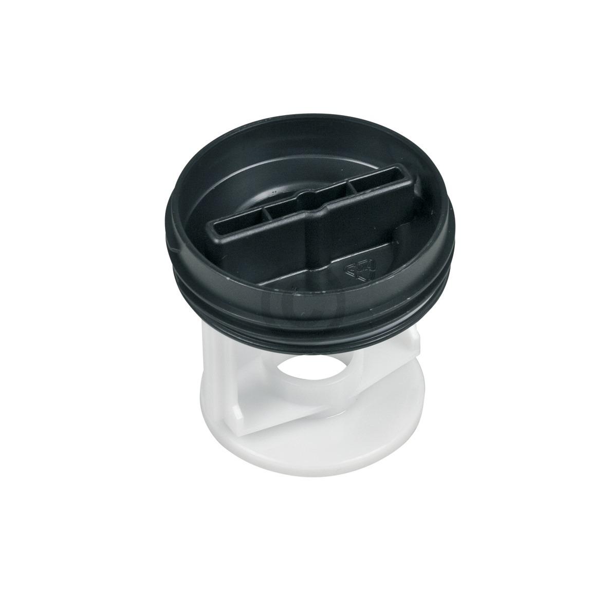 Flusensiebeinsatz Bosch 00172339 für Copreci Ablaufpumpe Waschmaschine