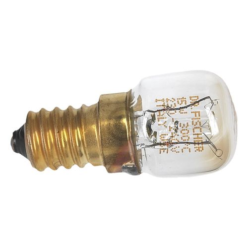 Lampe E14 15W Miele 1380930 230V 300Grad für Backofen Kühlschrank Trockner etc