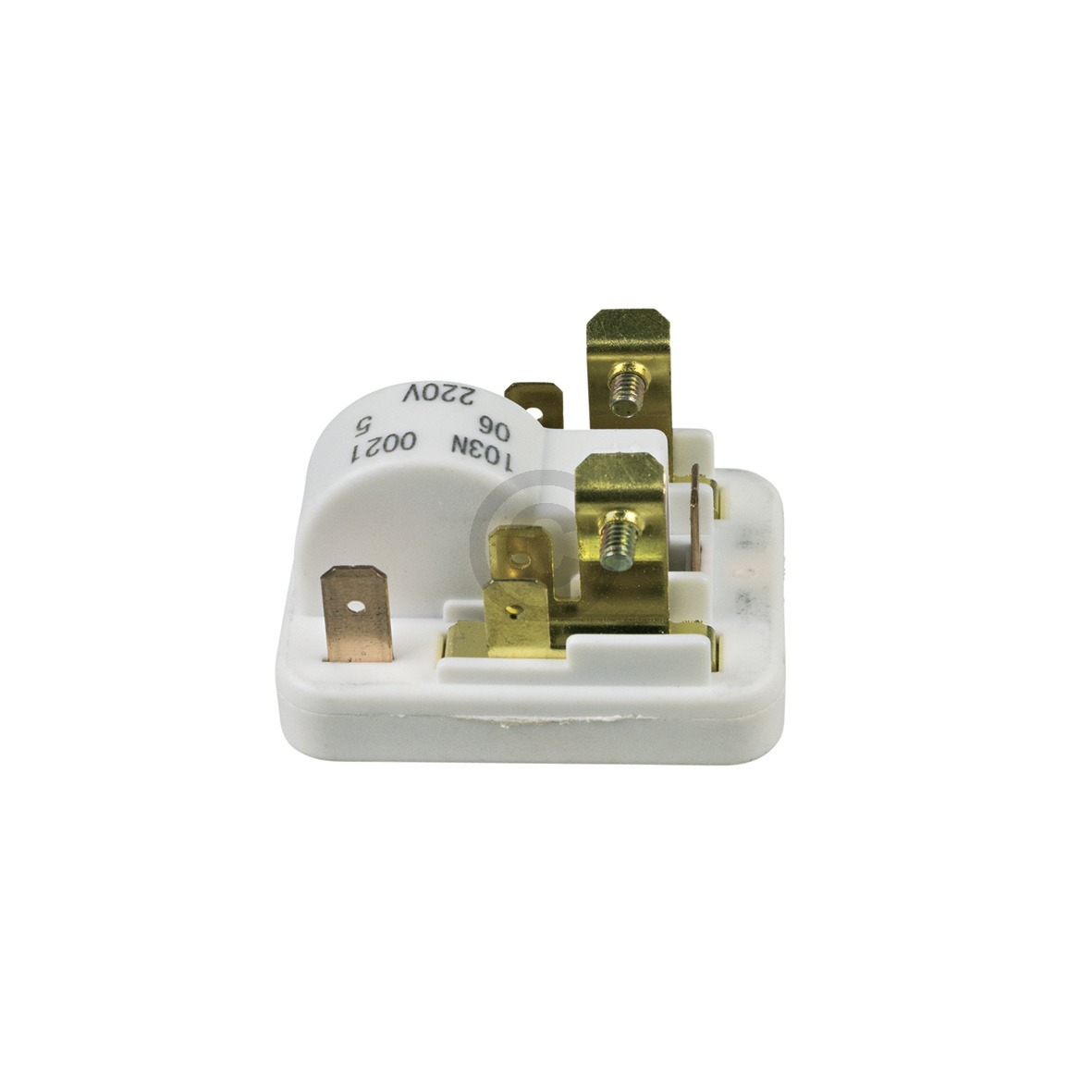 Anlassvorrichtung 103N0021 6,3mm AMP für Kühlgeräte