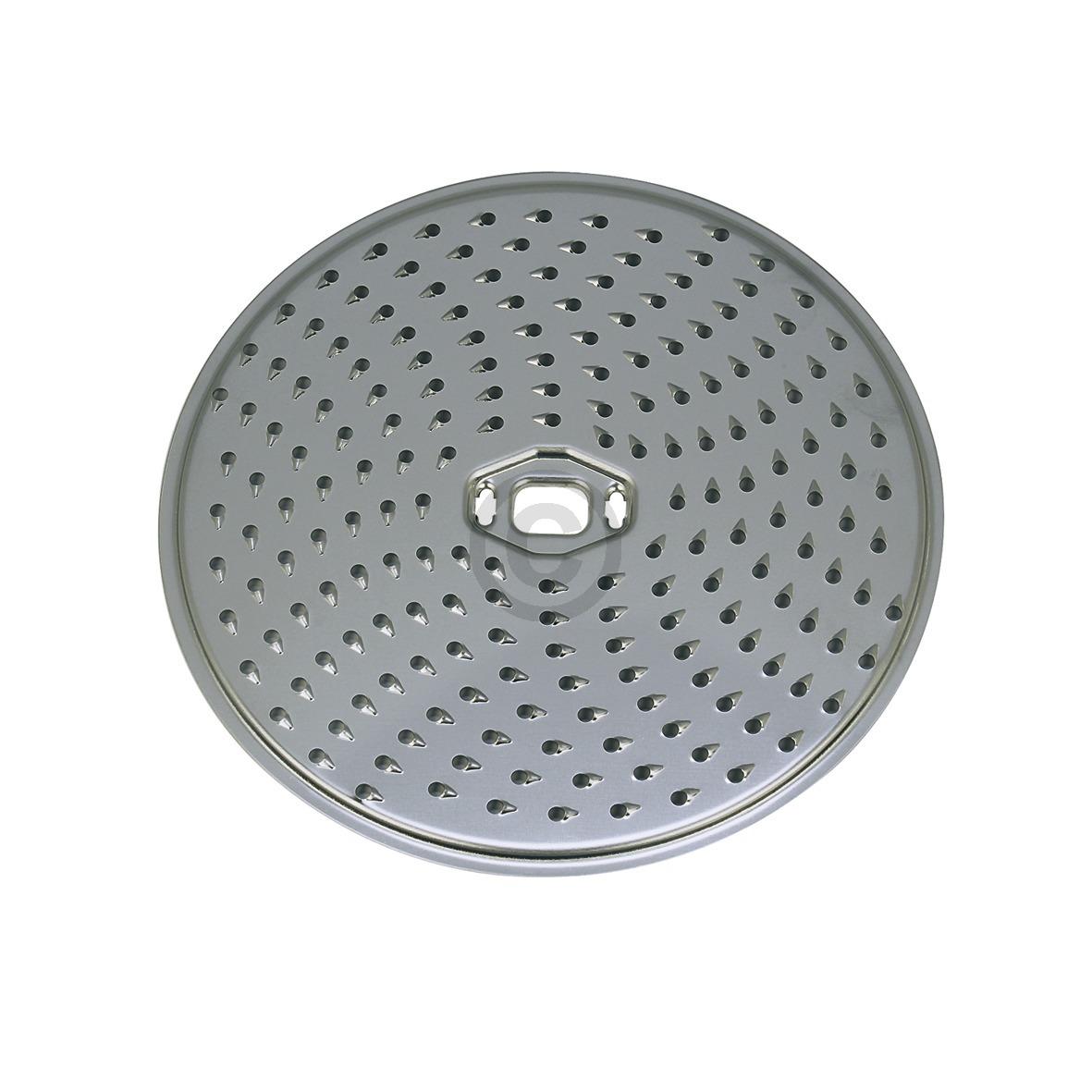 Reibscheibe für Küchenmaschine 00080159 080159 Bosch, Siemens, Neff