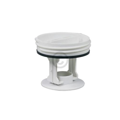 Flusensiebeinsatz wie Bosch 00172339 für Copreci Ablaufpumpe Waschmaschine