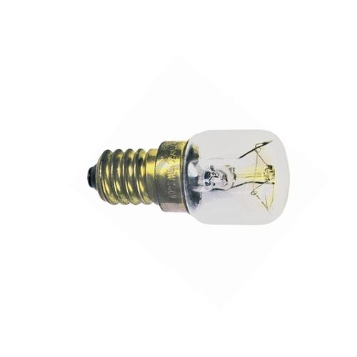Lampe E14 25W Wpro 484000008842 24mmØ 56mm 230-240V klein für Backofen