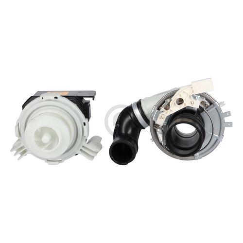 Heizpumpe AEG 405537379/1 Motor Bleckmann kpl mit Pumpenkopf und Heizung