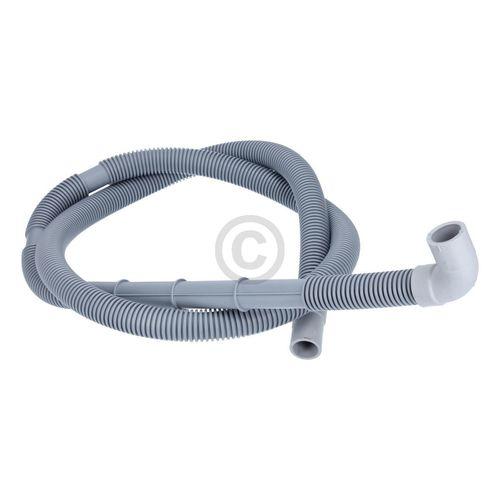 Ablaufschlauch Whirlpool 481253029496 21/21mmØ 1,9m für Waschmaschine
