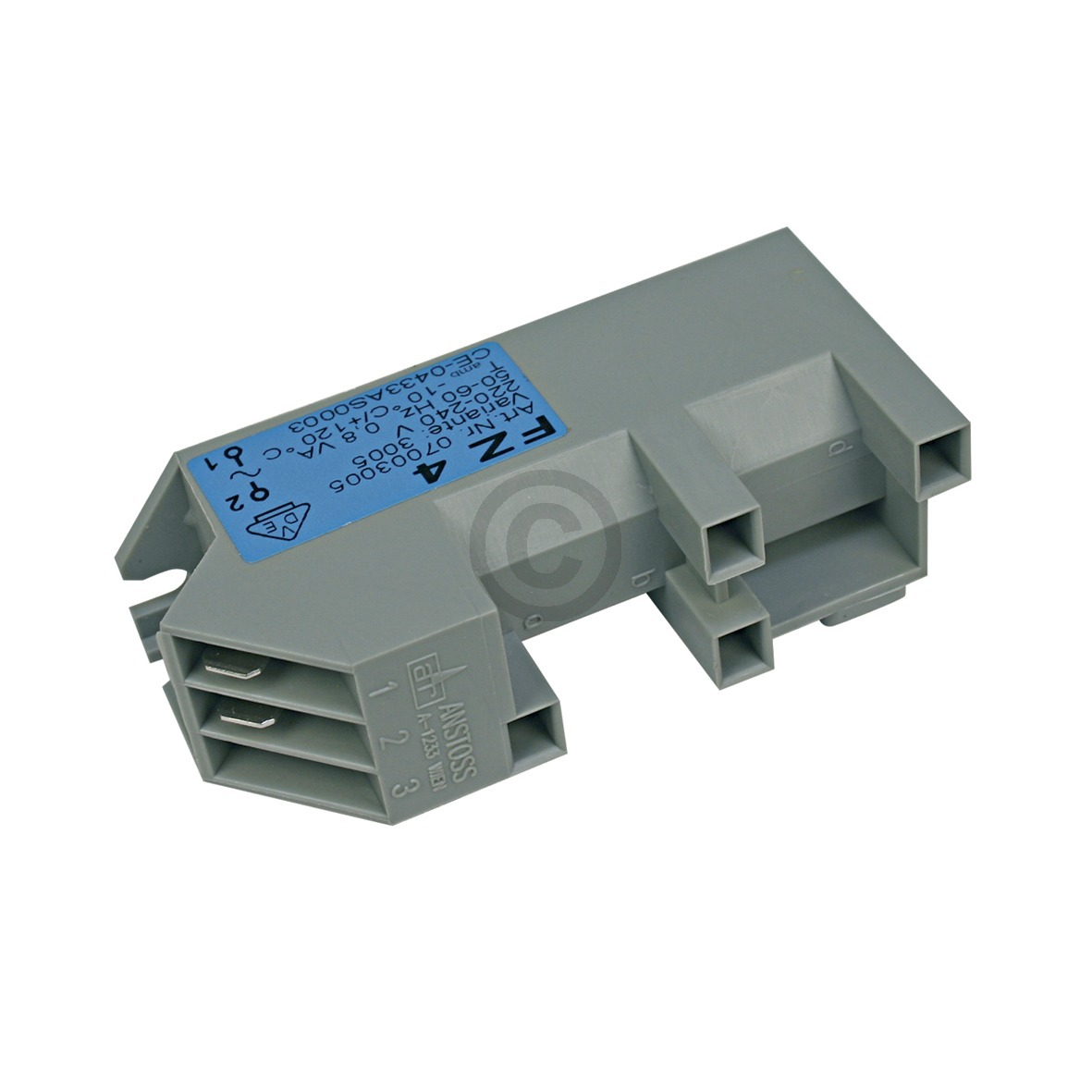 Zündtrafo für Brennstellen 00602117 602117 Bosch, Siemens, Neff