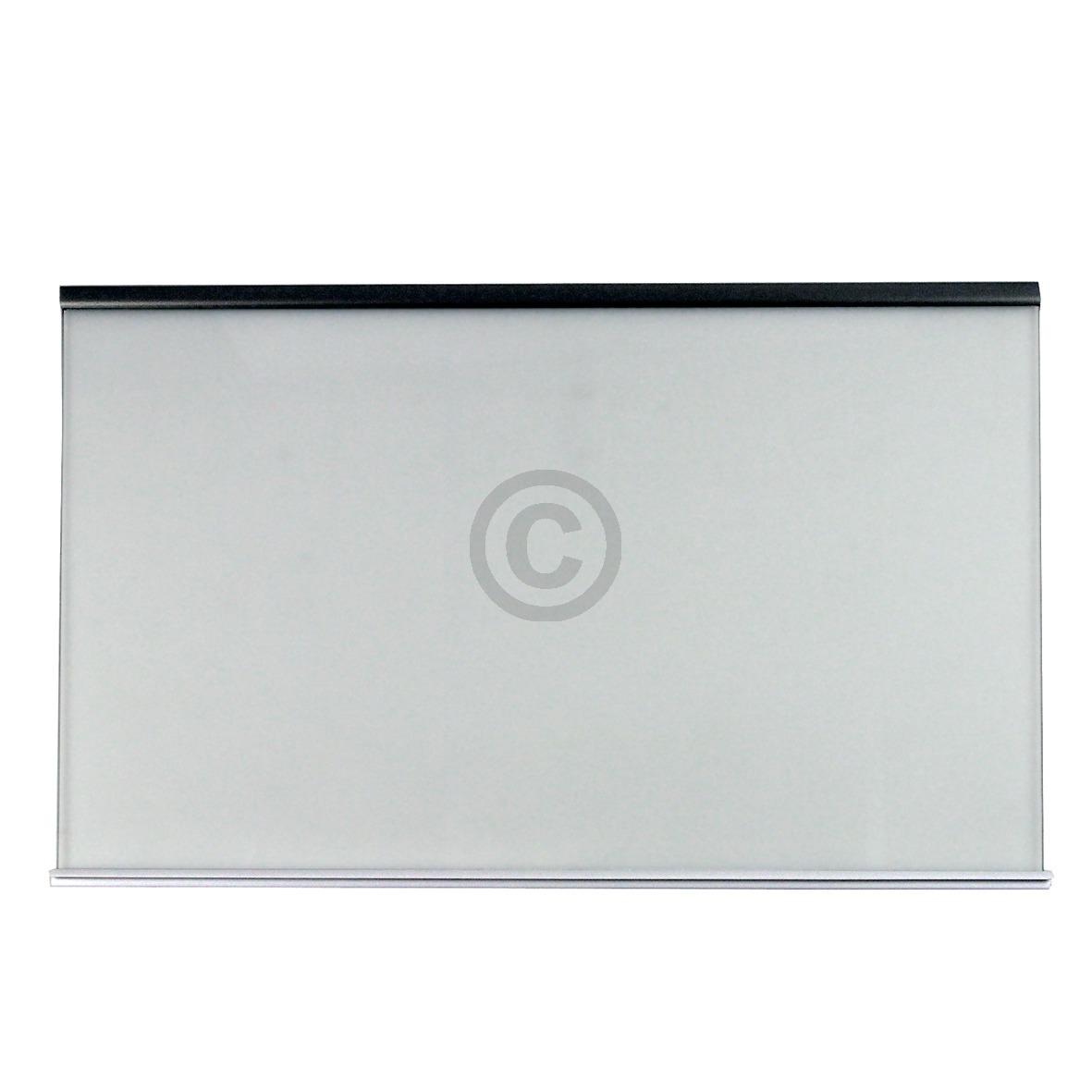 Glasplatte Whirlpool 480132101134 495x317mm für Kühlschrank