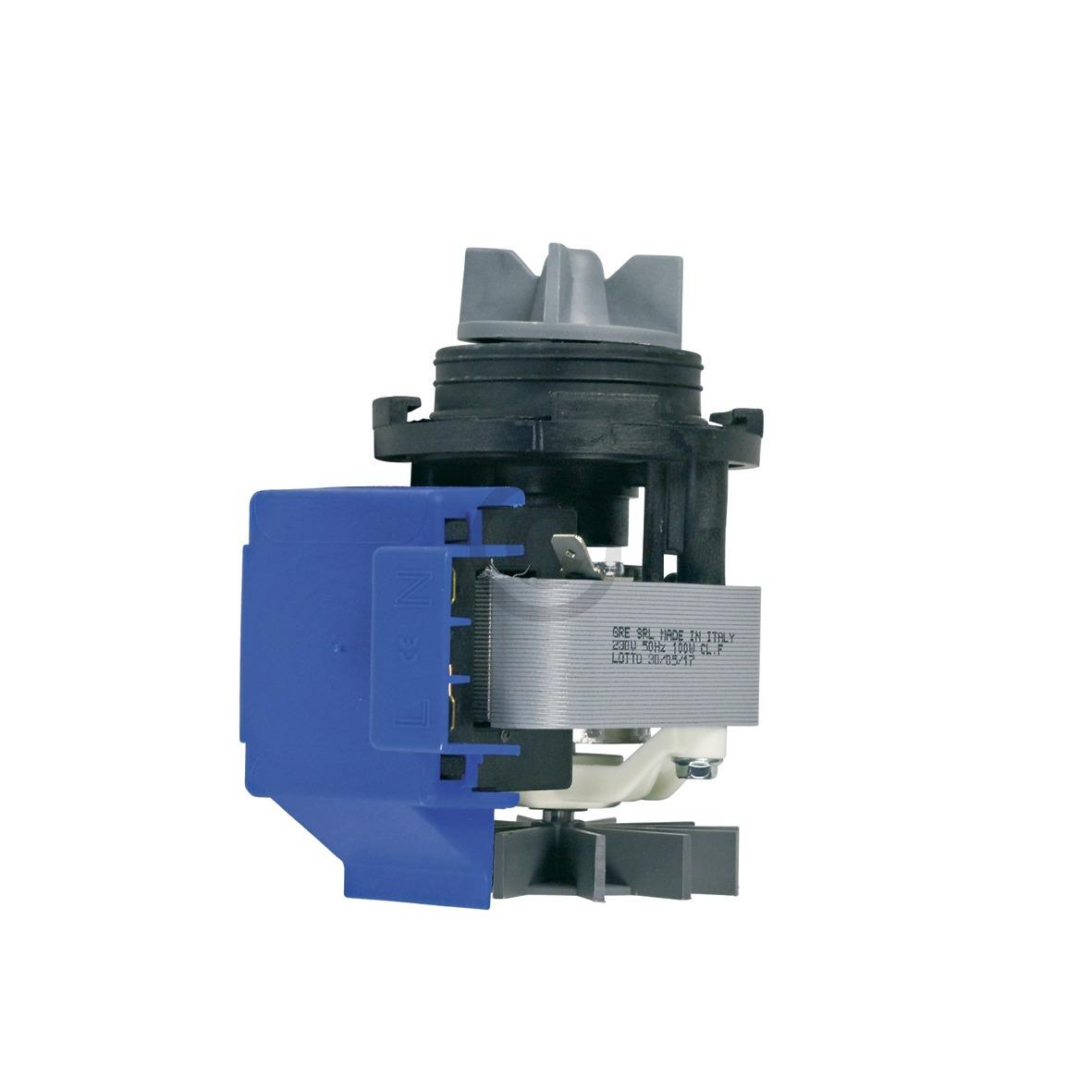 Ablaufpumpe Pumpenmotor Bajonettbefestigung Miele 7640961 Alternative Miele