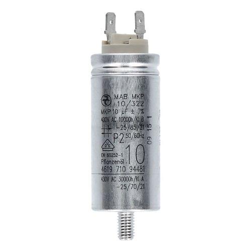 Kondensator Whirlpool 481212118144 10µF 461971094481 für Trockner