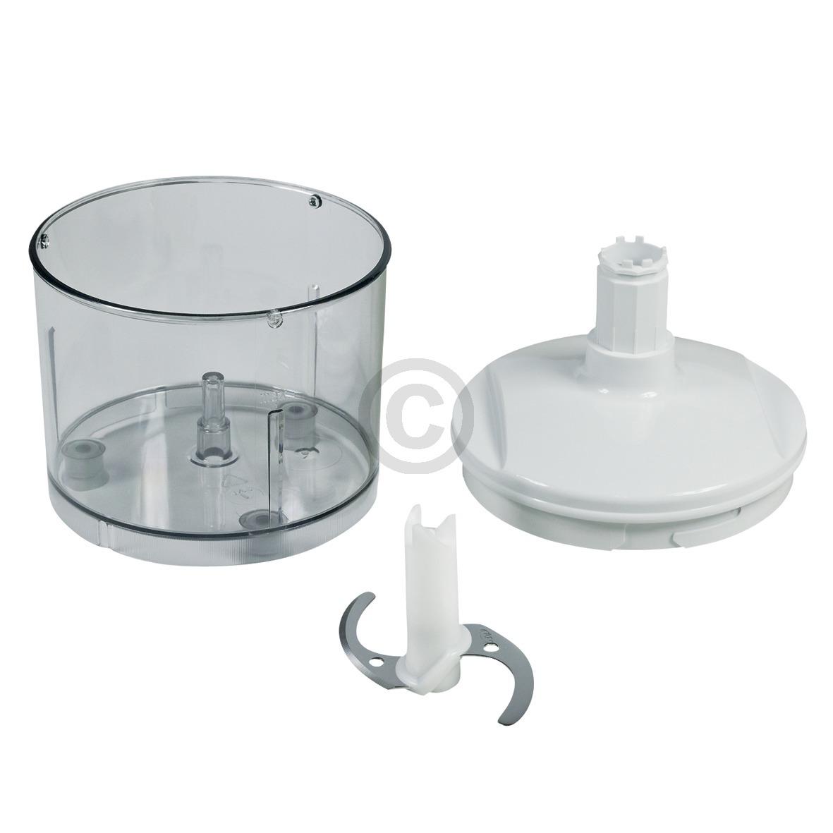 Universalzerkleinerer Bosch 00657247 Becher Getriebe Messer für Stabmixer