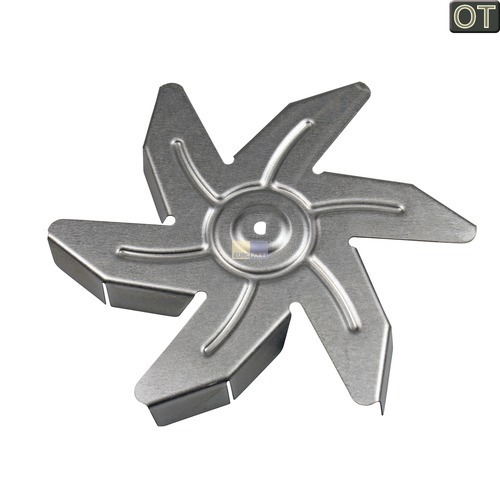 Flügel für Heißluftherdventilator, OT! 315266621 AEG, Electrolux, Juno, Zanussi