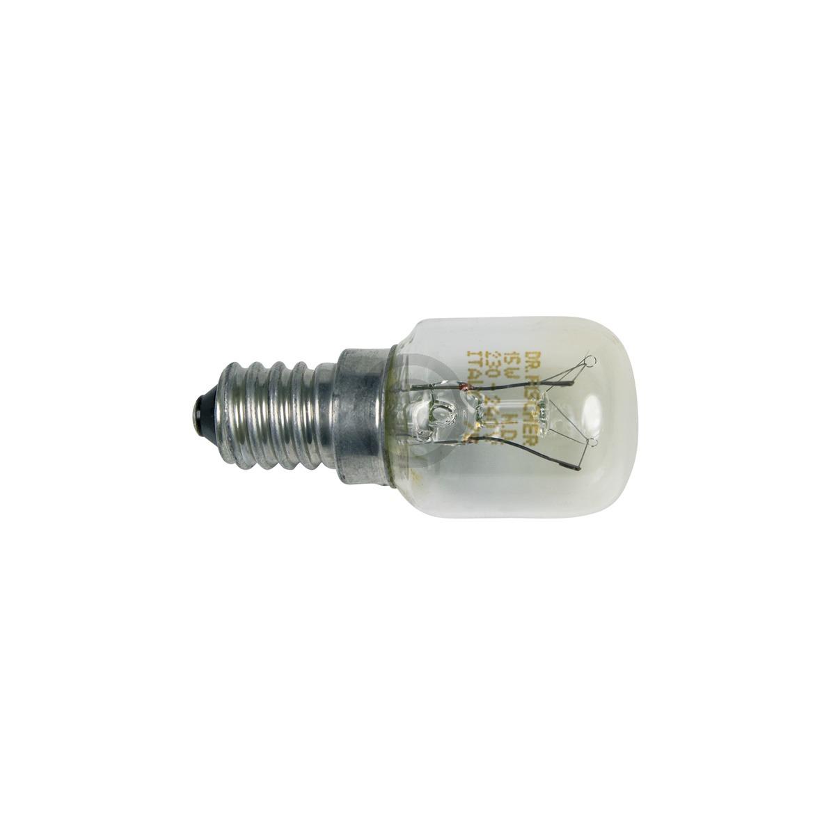 Lampe E14 15W Bosch 00602674 25mmØ 57mm 230V für Kühlschrank Gefrierschrank etc