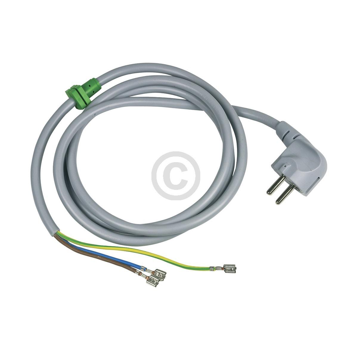 Kabel Anschlusskabel Bosch 00497724 1,75m für Trockner Bosch, Siemens, Neff