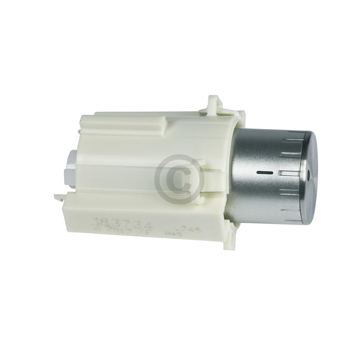 Knebel für Backofen Siemens 00611470 Drehgriff für Funktionen Temperaturen Herd