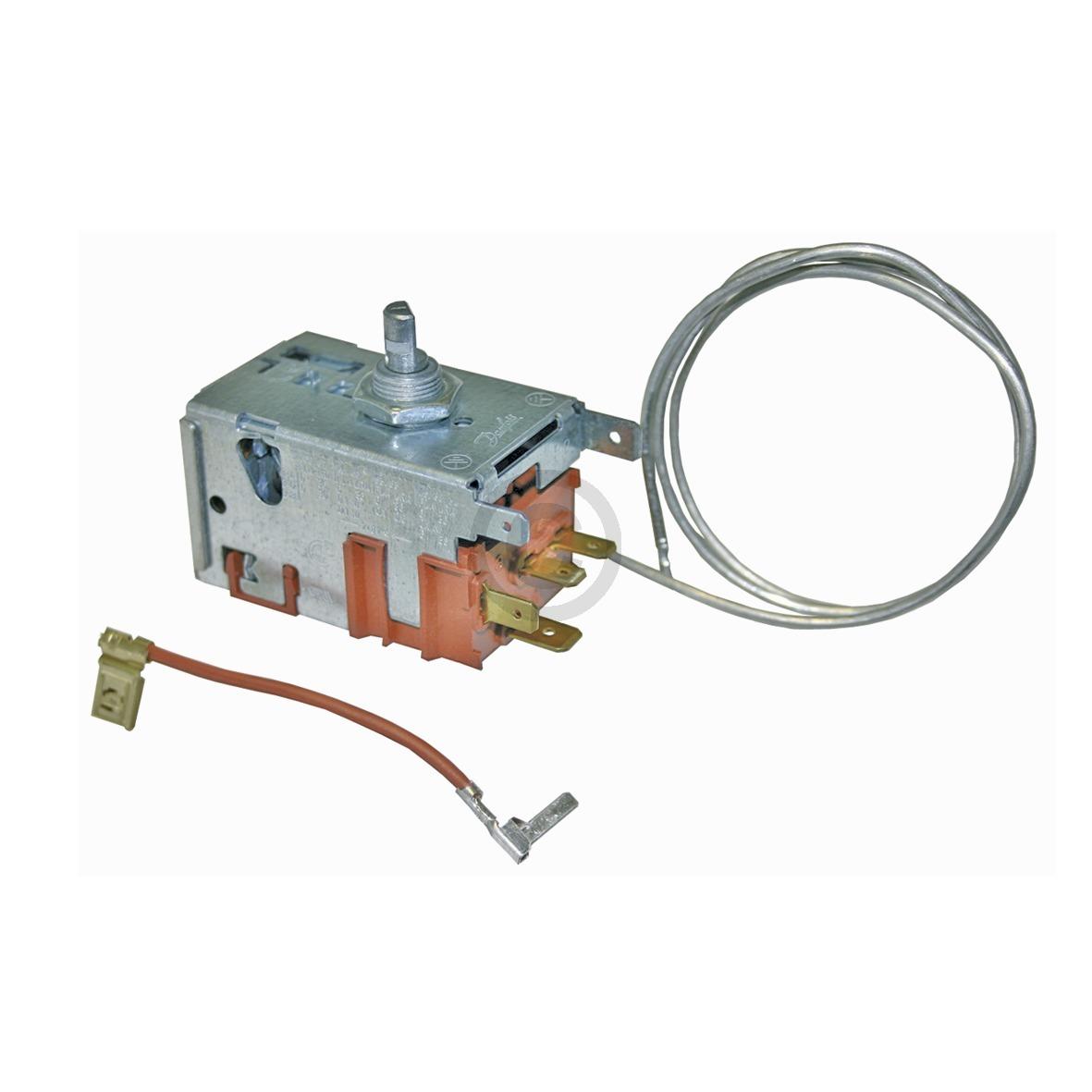 Thermostat 077B6510 Danfoss 00167231 167231 Bosch, Siemens, Neff, Küppersbusch