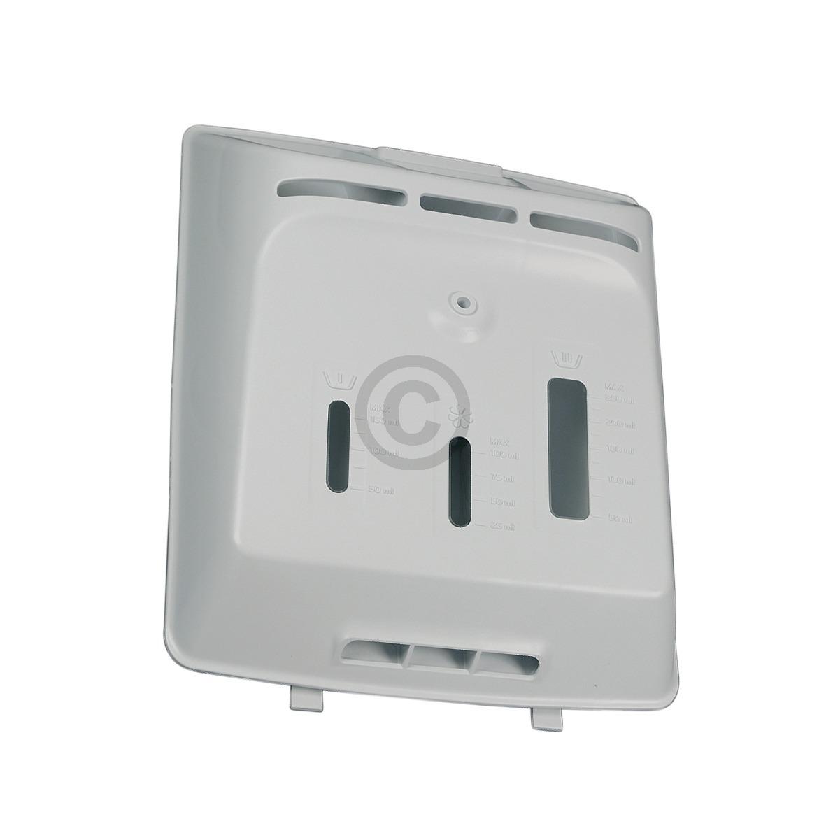 Waschmitteleinspülschale komplett 481010424468 Bauknecht, Whirlpool, Ikea