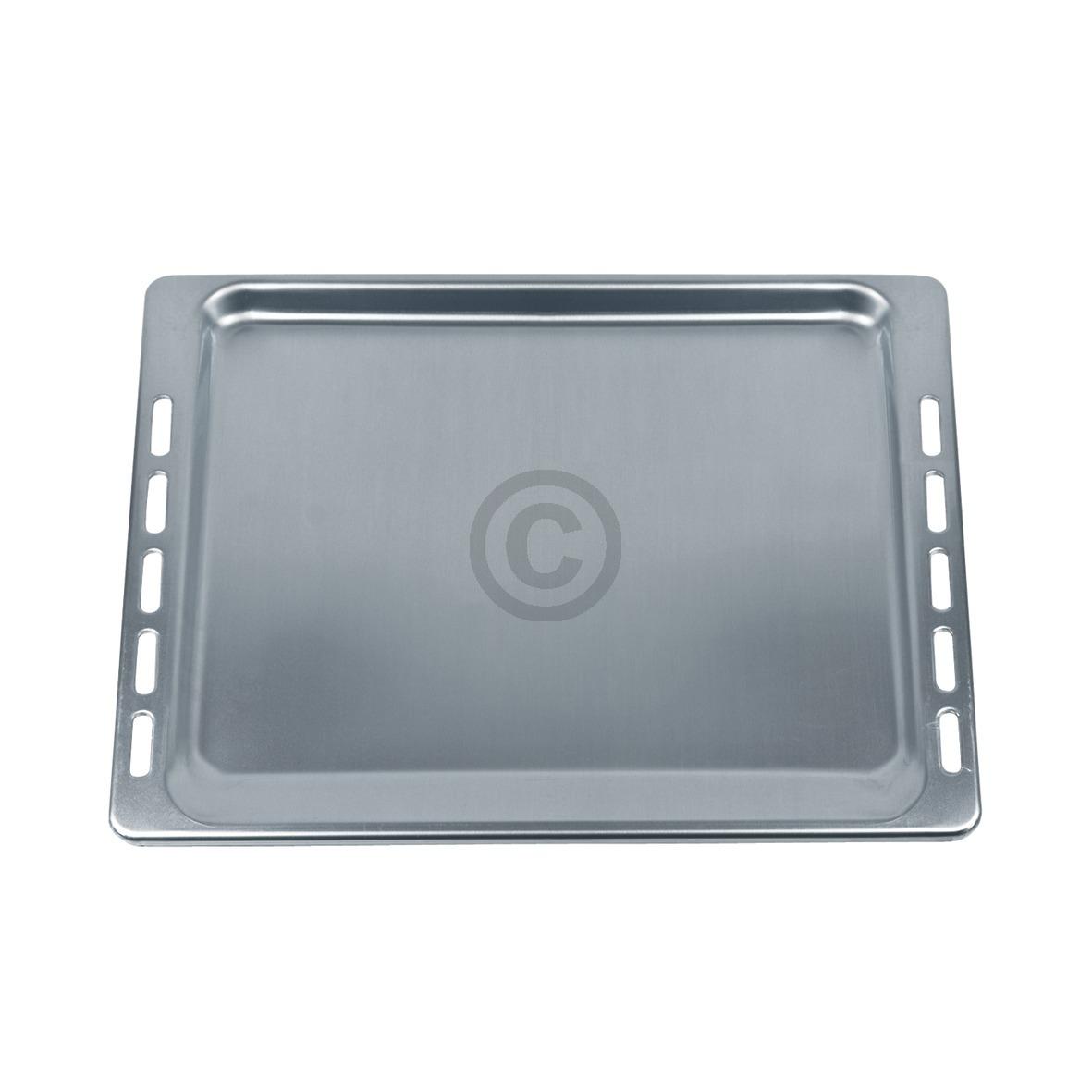 Backblech Whirlpool 481241838127 445x375x20mm Aluminium