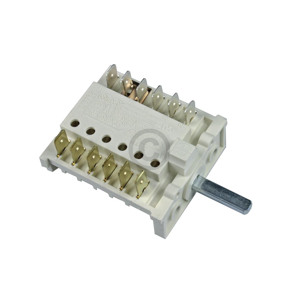 Backofenschalter 2940/6 60H/241N049 00161789 161789 Bosch, Siemens, Neff