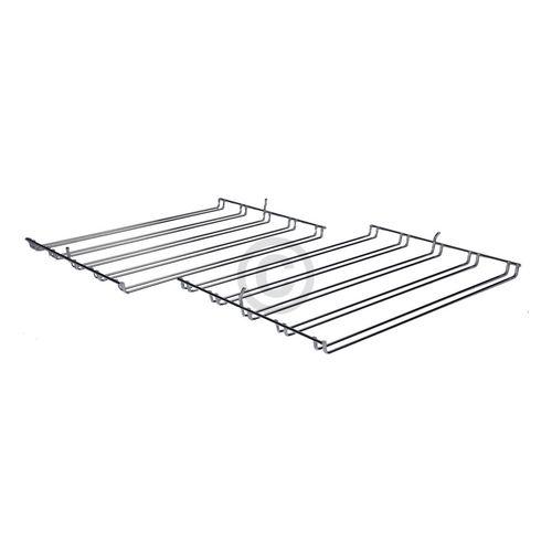 Haltegitter Electrolux 405548817/7 links rechts für Backbleche Roste Backofen