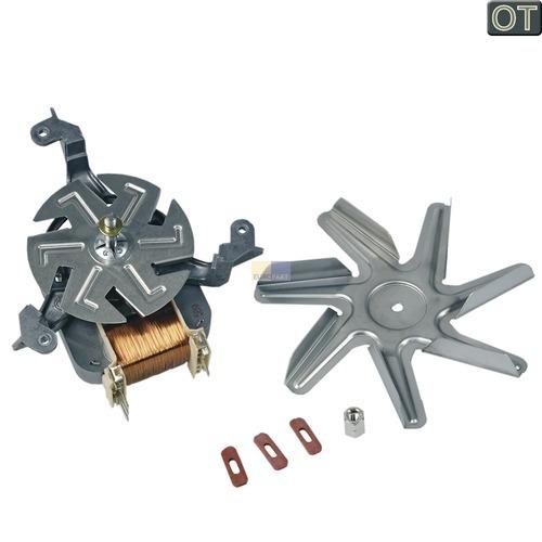 Heißluftherdventilator kpl. 00481284 481284 Bosch, Siemens, Neff