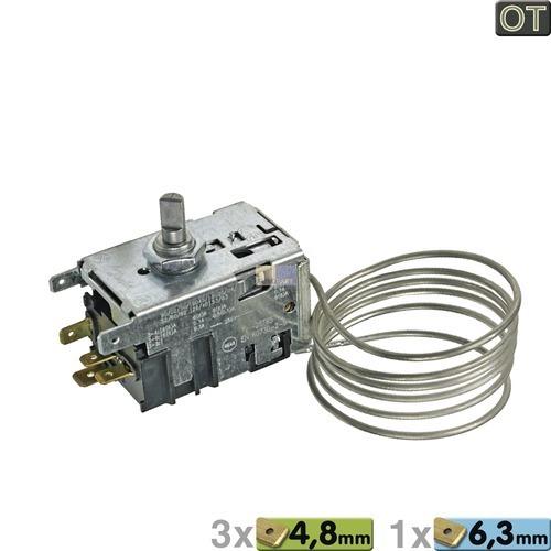 Thermostat 077B5224 Danfoss 242635018 AEG, Electrolux, Juno, Zanussi