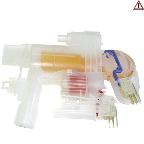 Wasserstandsreglergehäuse kpl. 00263186 263186 Bosch, Siemens, Neff