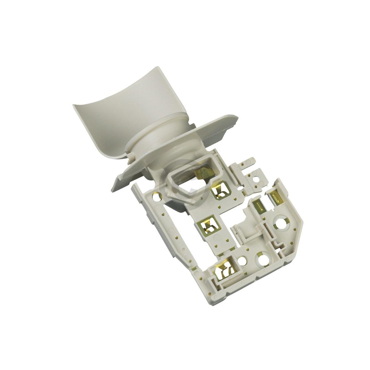 Lampenfassung für E-14-Lampe 481246698982 Bauknecht, Whirlpool, Ikea, Bosch, Sie