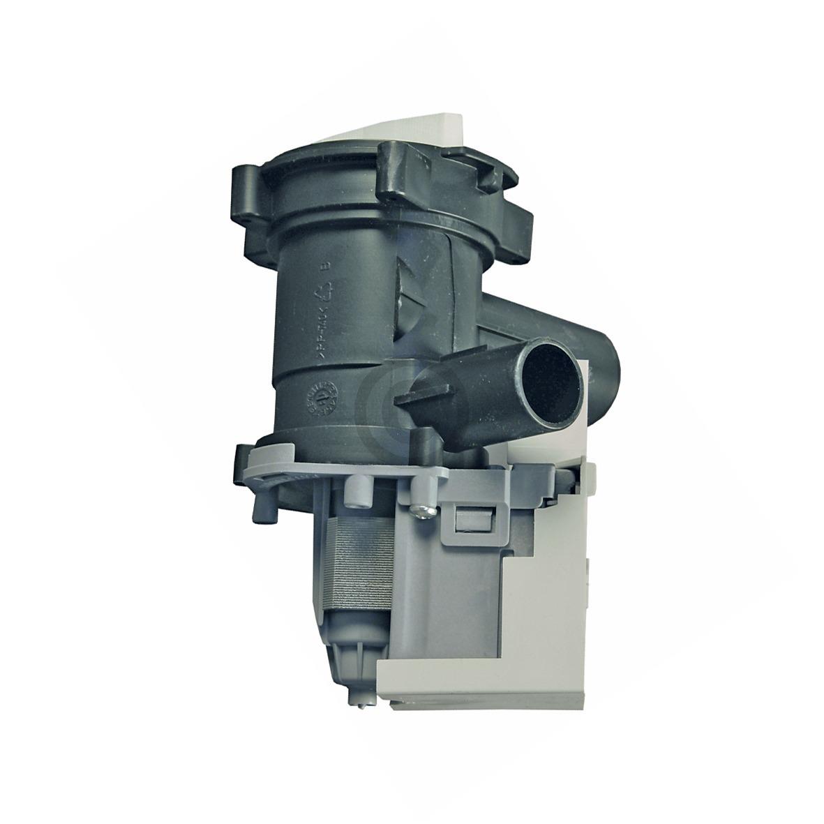 Ablaufpumpe Bosch 00145787 Askoll mit Pumpenkopf und Sieb für Waschmaschine