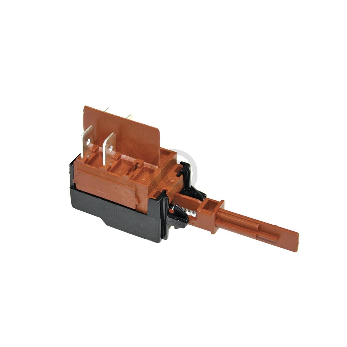 Tastenschalter 1-fach C00041184 Indesit Hotpoint, Bauknecht, Whirlpool, Ikea