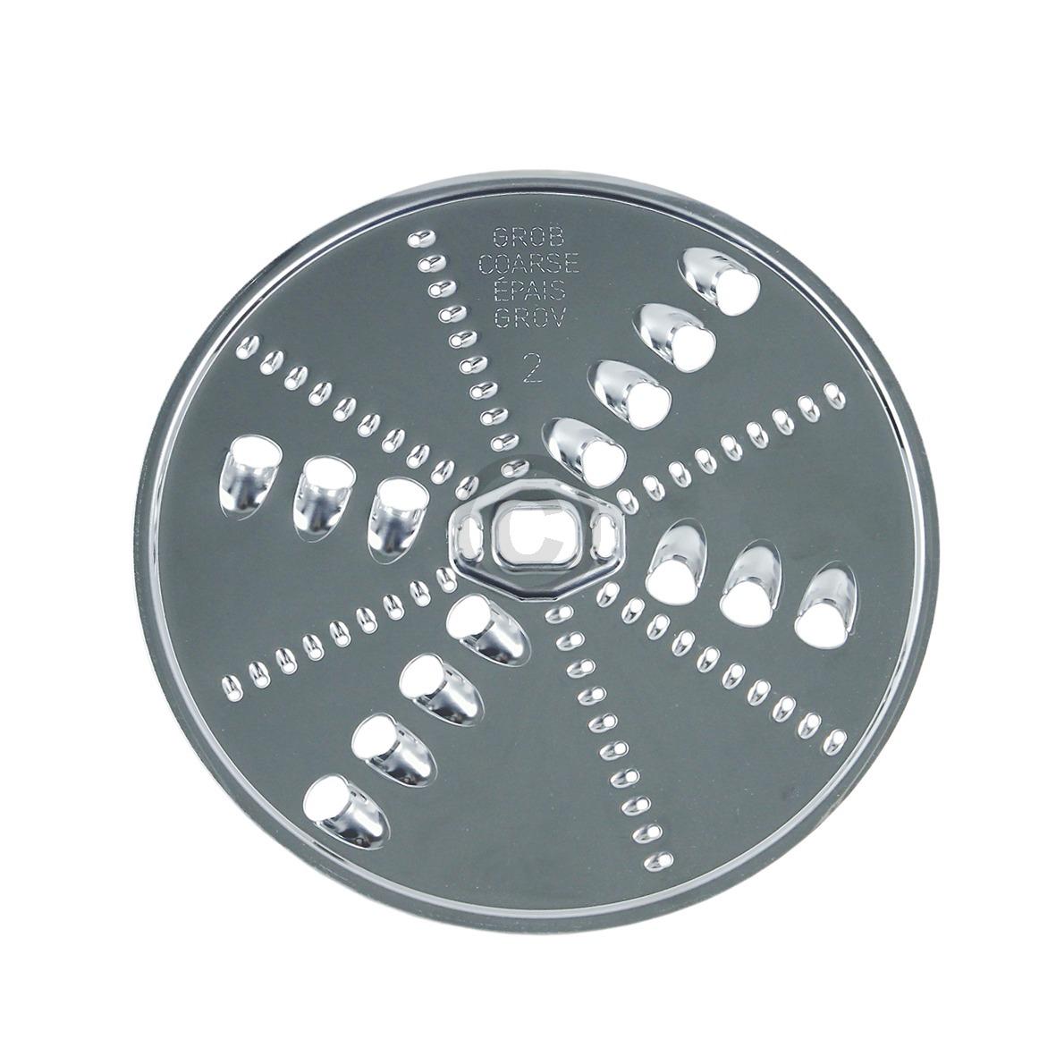 Raspelscheibe Bosch 00083577 Wendescheibe grob für Durchlaufschnitzler