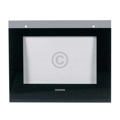 Außenfenster Siemens 00776157 Frontglasscheibe für Backofentüre Herd
