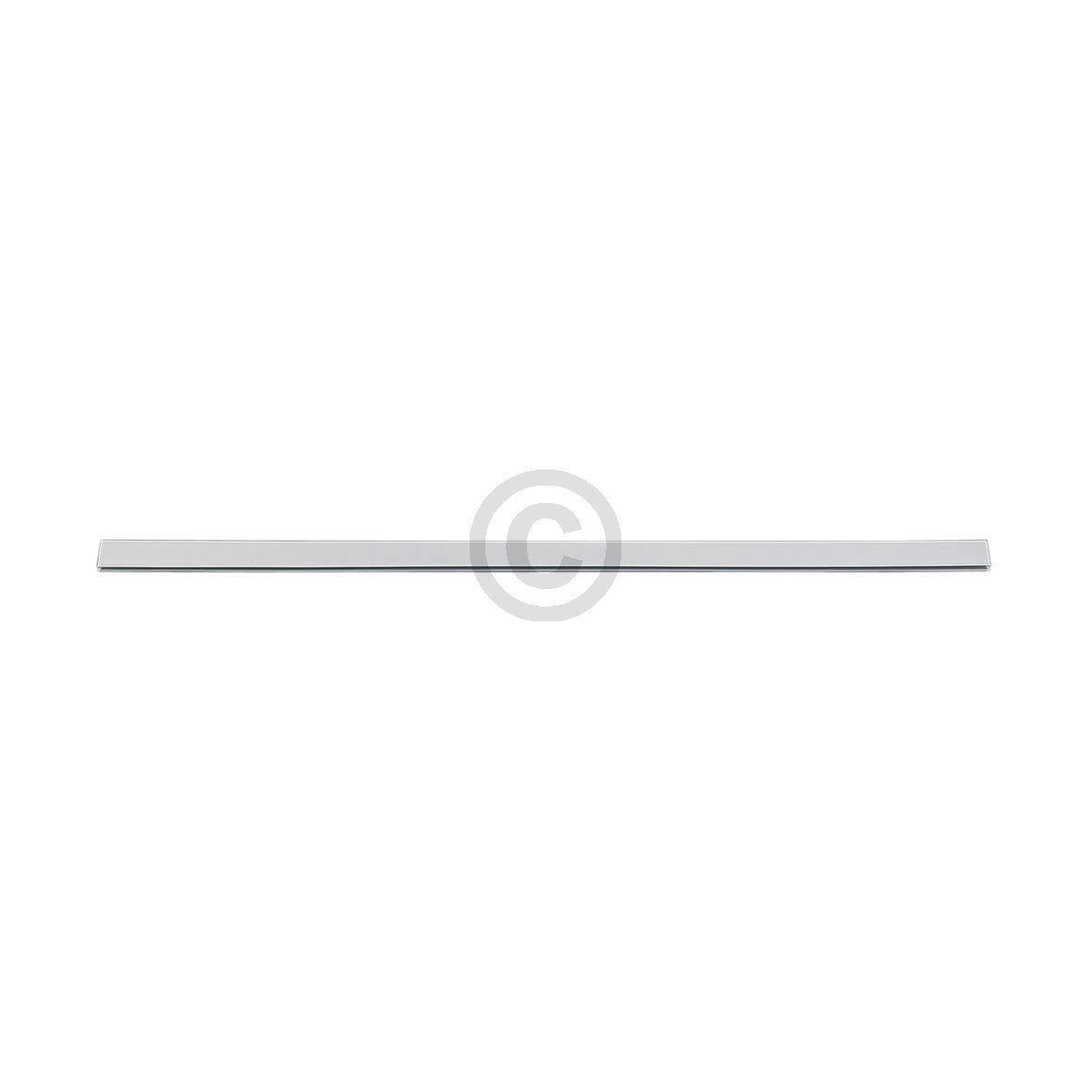 Glasplattenleiste vorne 234280772 AEG, Electrolux, Juno, Zanussi
