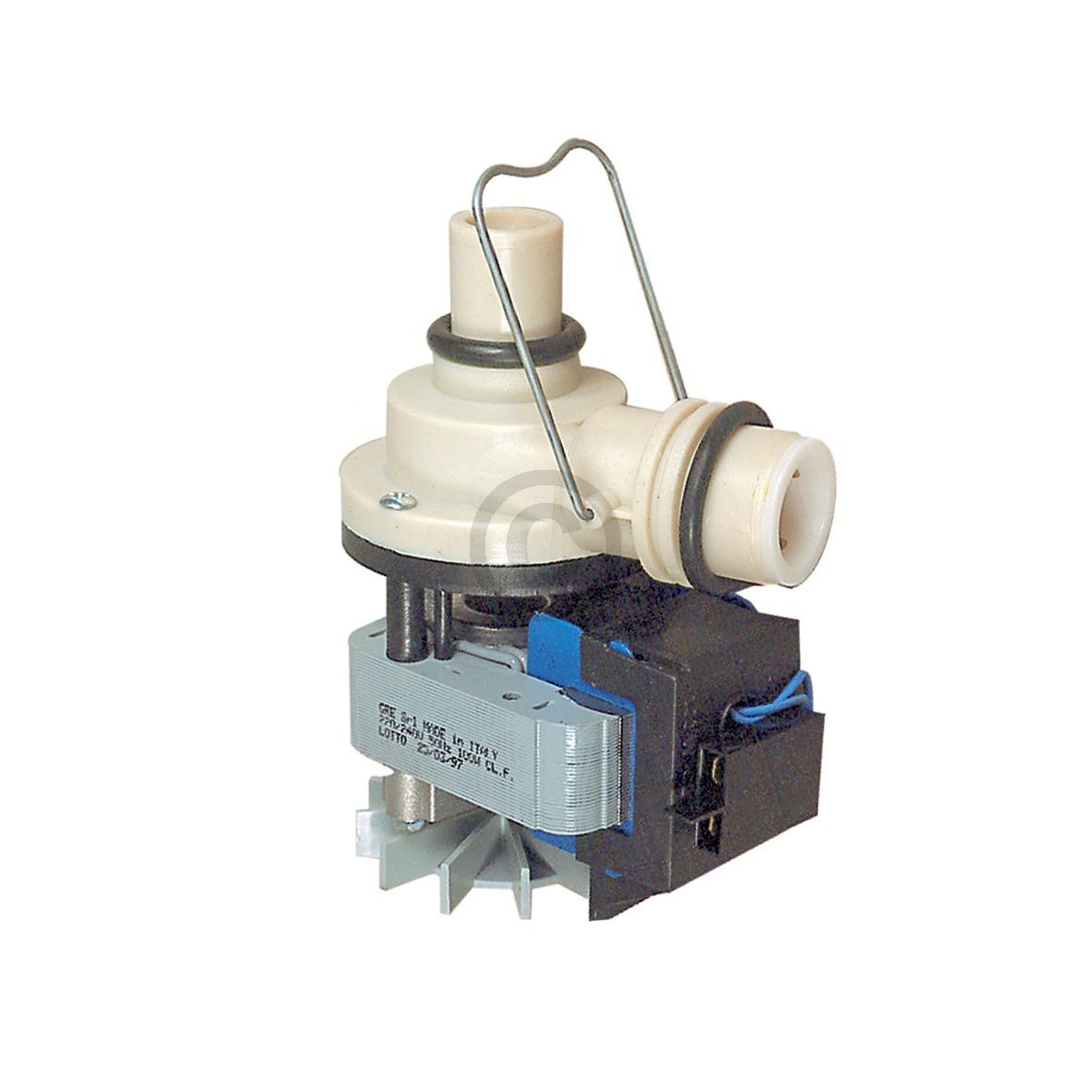 Ablaufpumpe mit Pumpenstutzen, AT! VG! 00140176 140176 Bosch, Siemens, Neff