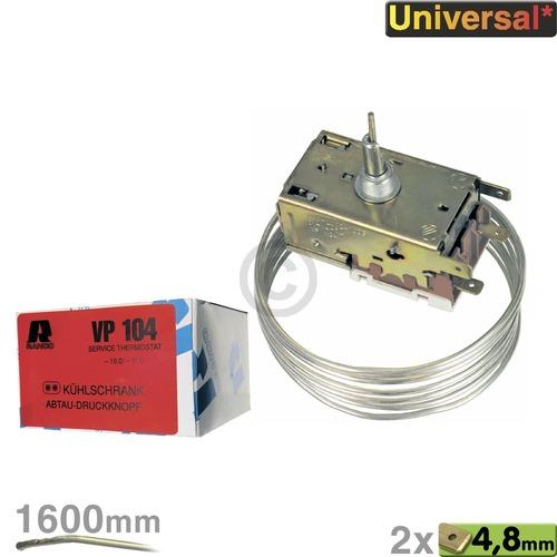 Thermostat Ranco VP104 K60-L2024 Universal für Kühlschrank 2Sterne mit