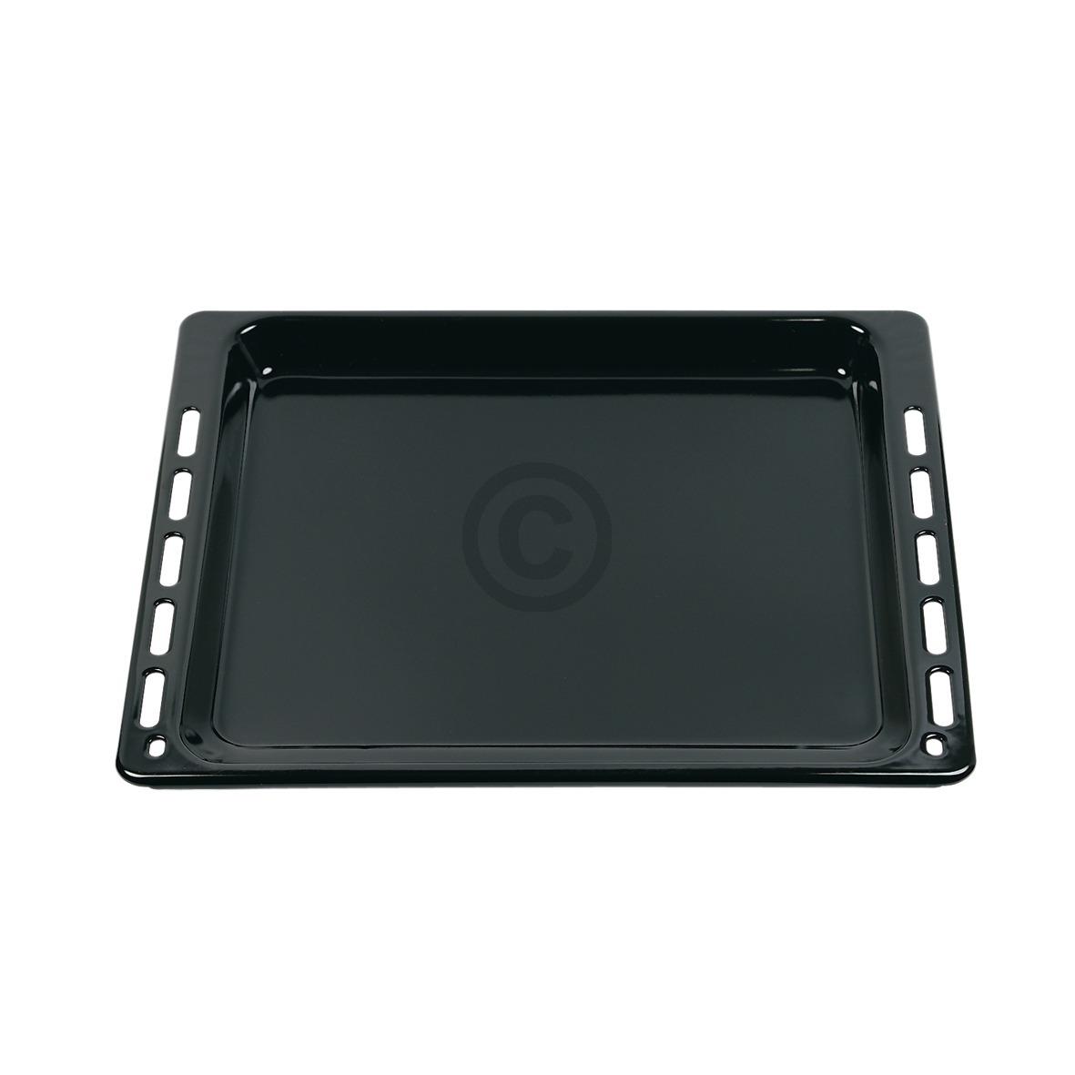 Backblech hoch Whirlpool 481010683239 447x375x33mm NFP35 Fettpfanne emailliert