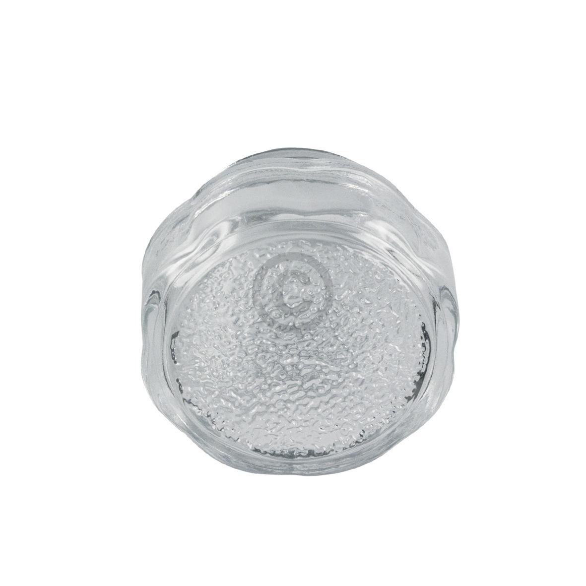 Lampenabdeckung Whirlpool 481010646361 Glaskalotte 40mmØ für Backofen