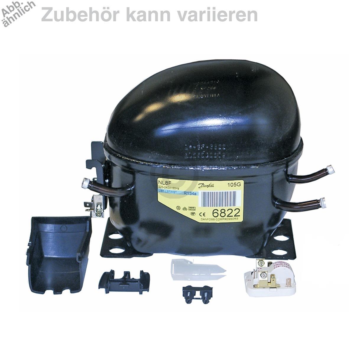 Kompressor für R134A 1/3PS C00074033 Bosch, Siemens, Neff, Indesit Hotpoint