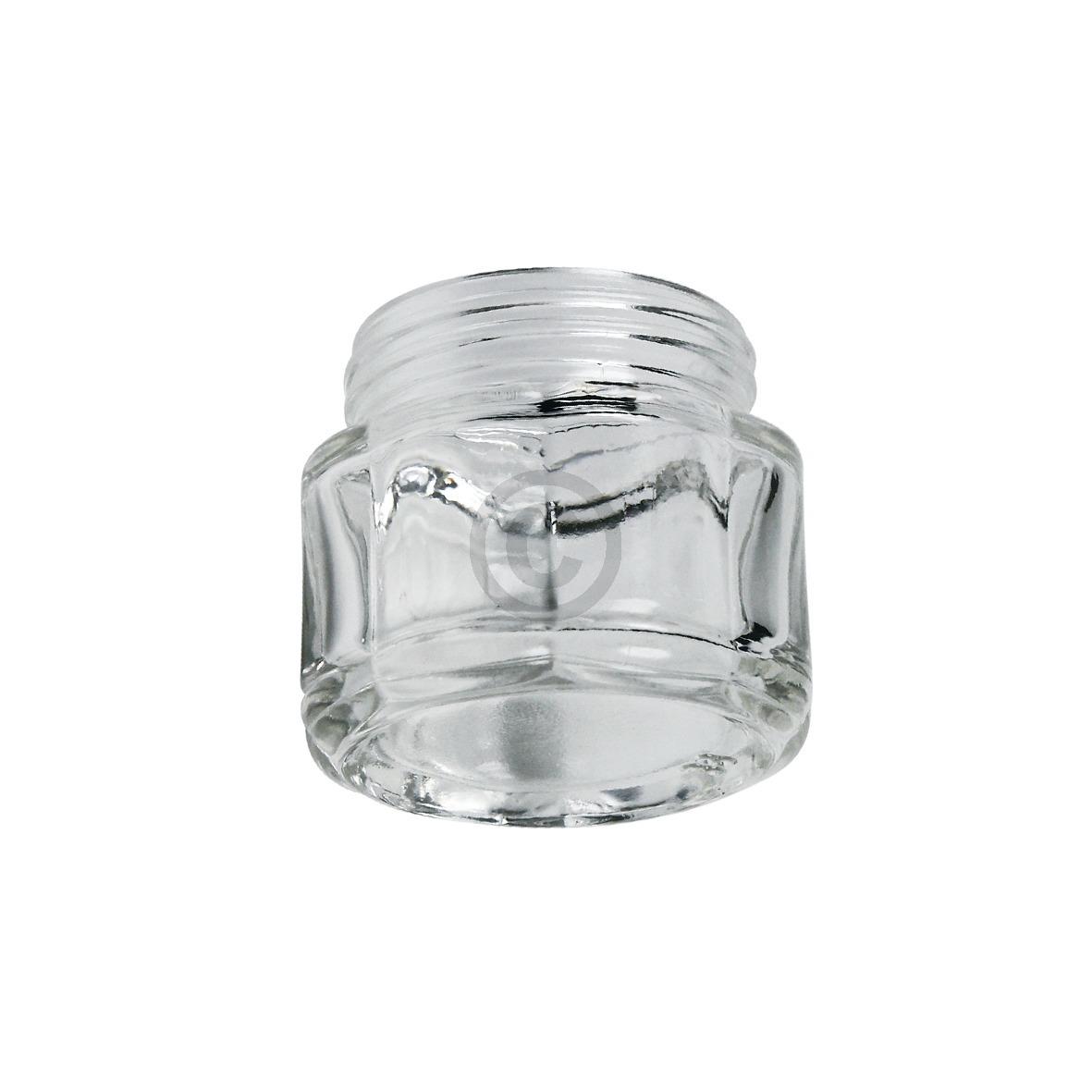 Lampenabdeckung Ø40,5mm, Glas 00155333 155333 Bosch, Siemens, Neff, Küppersbusch